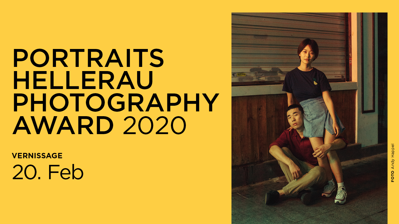 PORTRAITS – HELLERAU Photography Award 2020