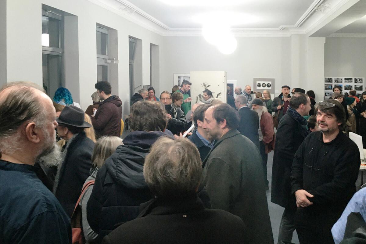 Fotoforum, Ausstellungseröffnung Forum und Freunde 2020
