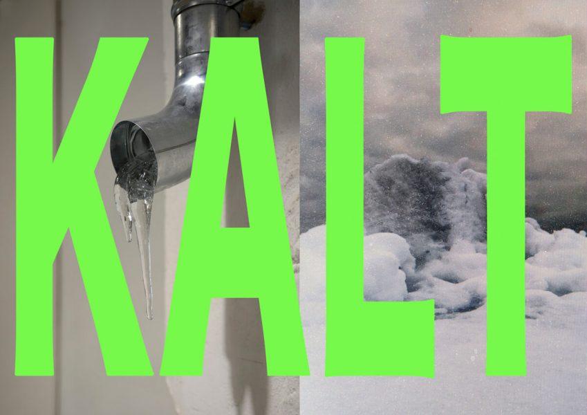 Ausstellung Kalt, Thomas Judisch, Stefan Krauth