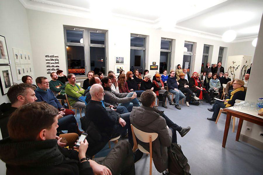 Events, Salon mit Agnes Matthias im Fotoforum