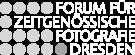 Logo Forum für Zeitgenössische Fotografie Dresden e. V.